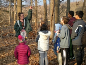 Children and Adults Can Investigate Winter Wonders at Trailside, photo 1