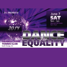 Dance for Equality Poster