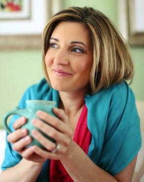 Author Lisa Grace Byrne
