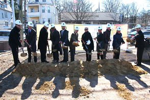 Ground Breaking Ceremony Held at Third and Valley in South Orange, photo 8
