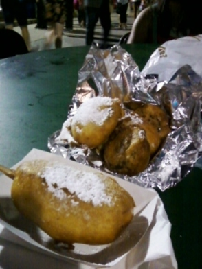 Fried Twinkie & Fried Oreos