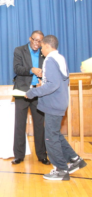 The Power To Excel: Reaching for Your Best - Roselle Students Honored, photo 5