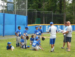 SPF Raiders 10U Blue Team Outlasts Westfield Black, 18-17, in Epic 8-inning Semifinal, photo 2