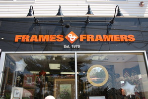 Frames and Framers Holds Downtown Grand Opening, photo 4