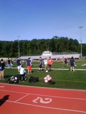 Soccer Circle