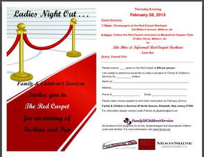 Ladies Night Out at Red Carpet and Moonshine Supper Club this Thursday, photo 1