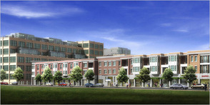 Edison Village Rendering