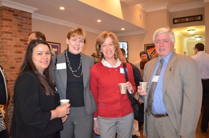 Greater Westfield Area Chamber of Commerce Holds Networking Breakfast at Kennedy's All-American Barber Club, photo 3