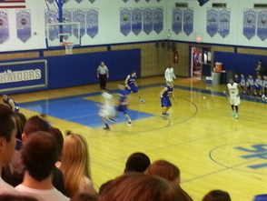 SPF playing against Westfield