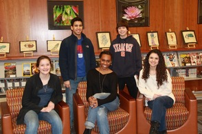 Sparta High School January Students of the Month