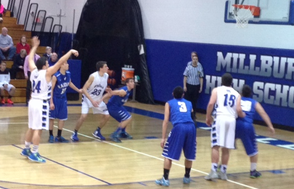 Miller Boys Basketball Team Advances in State Tournament Over Scotch Plains-Fanwood, photo 2