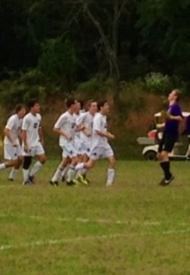 WHRHS Boys Soccer Wins In Shut Out, 3-0 Over Franklin, photo 3