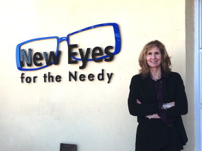 New Executive Director of New Eyes For the Needy Searching for More Volunteers, photo 1