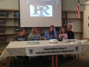 Evangelos Signs On to Play Soccer for Rhode Island , photo 2