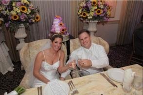 Mr. & Mrs. Robert Barone, Jr.