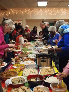 Diversity Dinner 2014