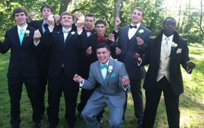 South Plainfield High School Seniors Step-out in Style for Prom, photo 17
