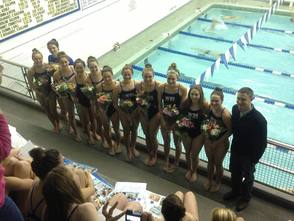 WHS swimming