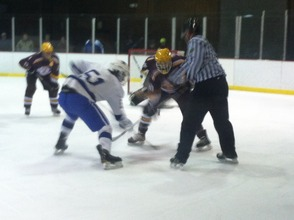 Summit Hockey Scores Early to Beat Westfield, 4-1, photo 1