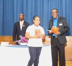 The Power To Excel: Reaching for Your Best - Roselle Students Honored, photo 4