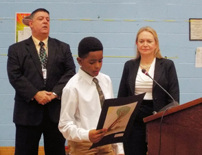 Franklin School Students' Illustrations to be Featured in Children's Book, photo 6