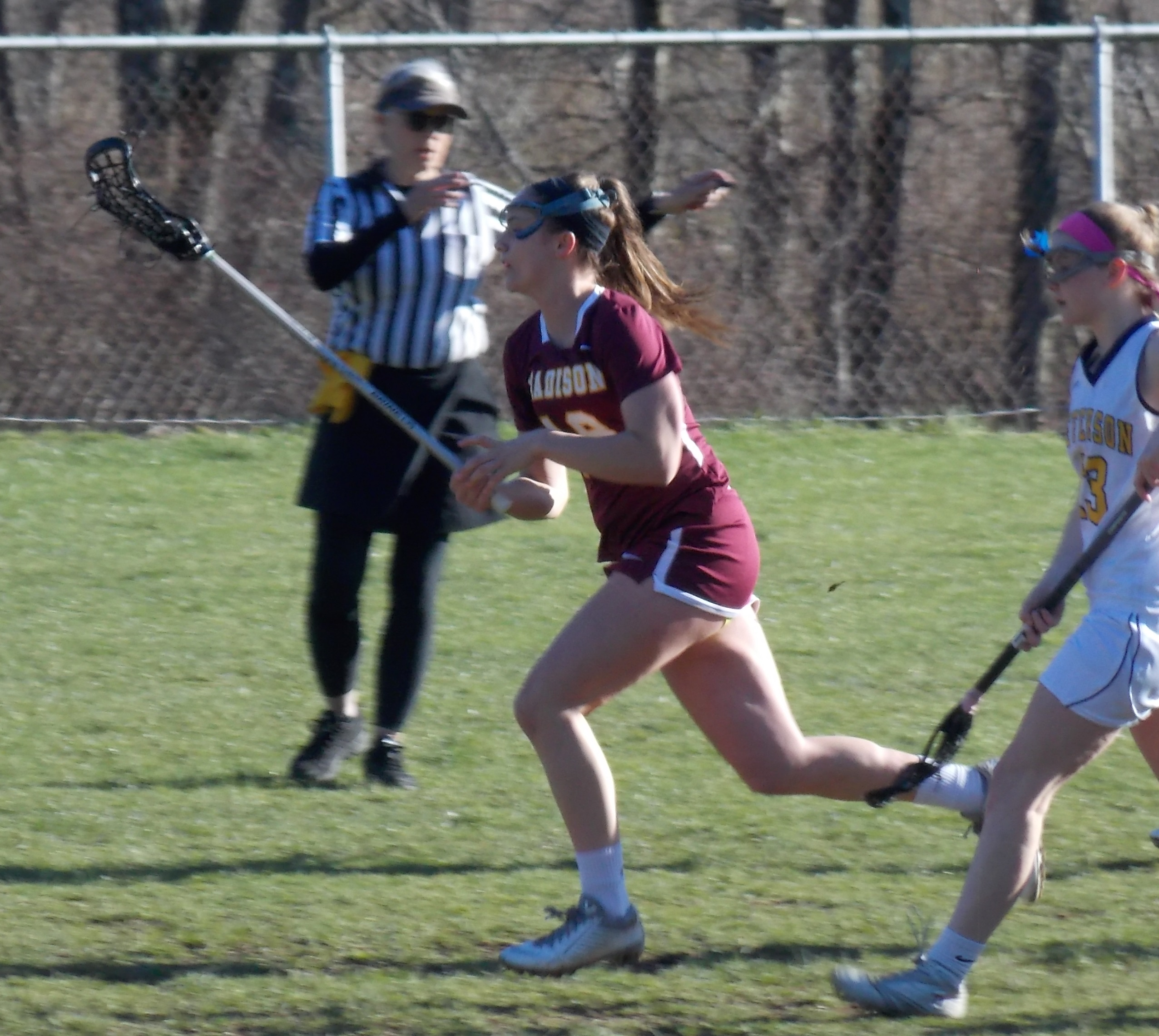 Lady Dodgers Dominate; Taylor, Crowley Propel Madison ... Taylor Crowley