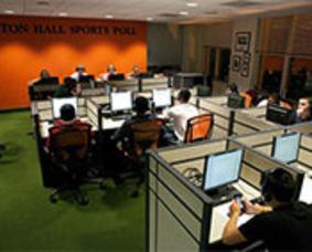 SHU Sports Polling Center