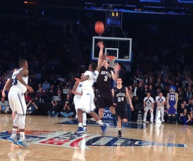 Seton Hall Holds Off Butler in First Round of Big East Basketball Tournament, photo 3