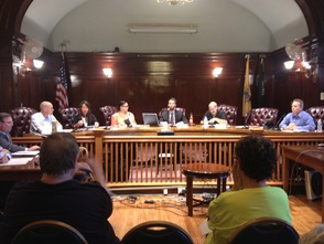 South Orange Trustees Appoint Interim Village Clerk in Contentious Meeting, photo 1