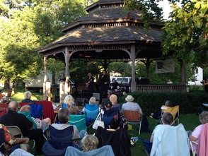 The Bronx Wanderers Perform in final Regal Bank Summer Concert Series of 2013