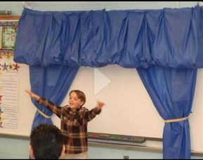 Harrison Elementary School Third Graders Tell Stories