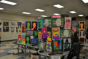 Visual Arts on Display