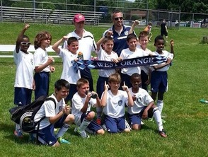 West Orange Barcelona Boys U9 Boys Soccer Team
