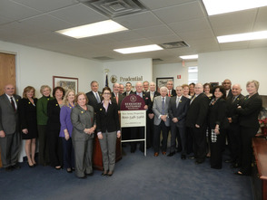 Prudential New Jersey Properties Signs New Franchise Agreement with Berkshire Hathaway HomeServices, photo 1