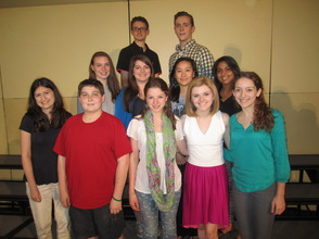 11 Westfield High School Students Selected for All State Chorus, photo 1
