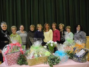 Spring Luncheon Committee-Thursday Morning Club