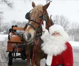 Santa Visit and Town Tree Lighting, Saturday, Dec. 7 , photo 1