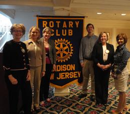Rotary Club Presents New Members, photo 2