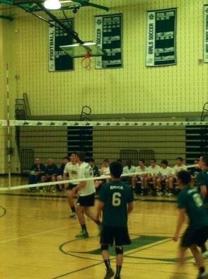 Lancers Varsity Volleyball