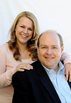 Dr. Justin Lipp and Lela Alter of Zounds