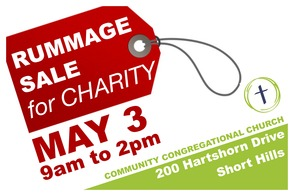 Community Church to Hold Spring Rummage Sale for Charity, photo 1