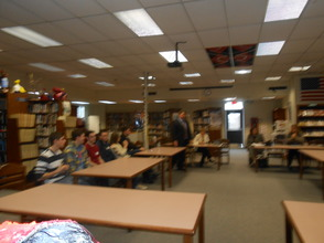 Gov. Livingston Alumni Return For 'College Student Forum', photo 6
