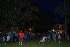 Lisa Del Negro Candlelight Vigil
