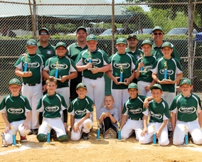 South Plainfield 11U Dynamite