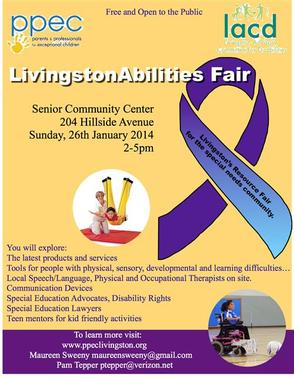 Livingston Abilities Fair