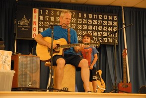 Kids Take to the Stage at the Senior Center, photo 4