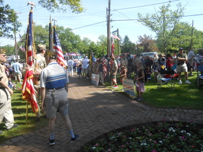 "Berkeley Heights Pays Tribute On Memorial Day:""All Gave Some -- Some Gave All"" , photo 54"