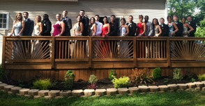 South Plainfield High School Seniors Step-out in Style for Prom, photo 14