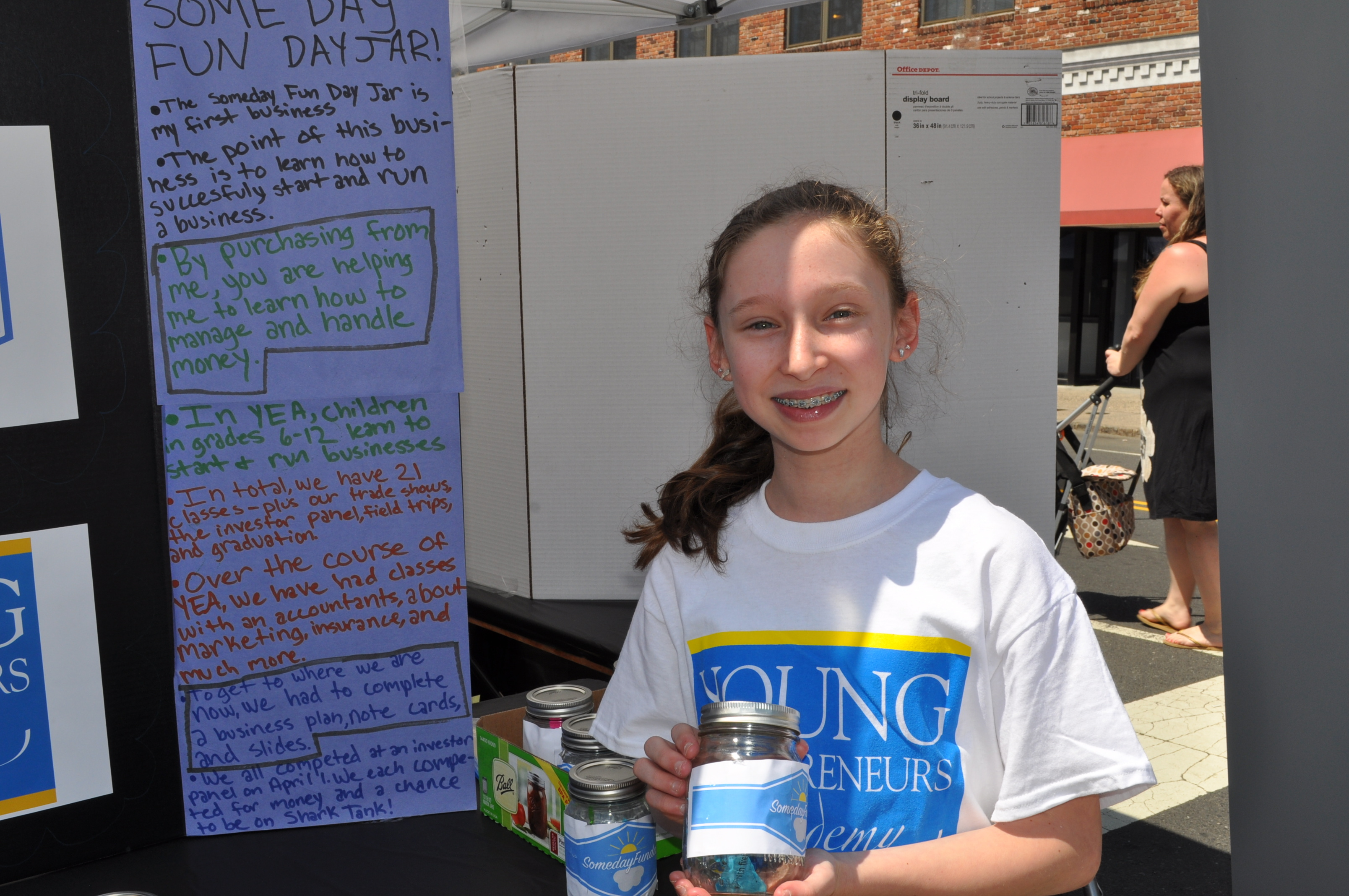 teen entrepreneurs debut businesses at westfield s spring fling teen entrepreneurs debut businesses at westfield s spring fling westfield nj news tapinto