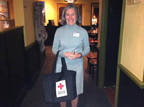 Millburn-Short Hills Chamber of Commerce Holds Networking Breakfast and Red Cross Presentation, photo 1